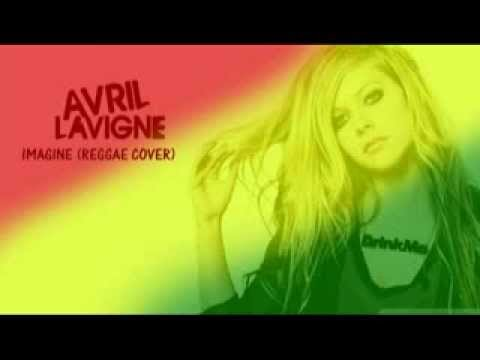 Avril Lavigne - Imagine [Reggae Version by @ajisuc]