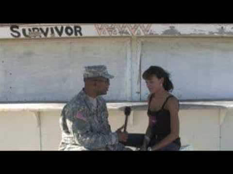 """Mr. Broadcast"" USO Tour Interview from Guantanamo Bay, Cuba"
