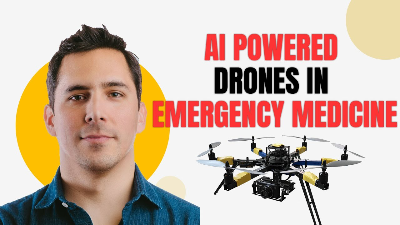 Artificial Intelligence Powered Drones in Emergency Medicine