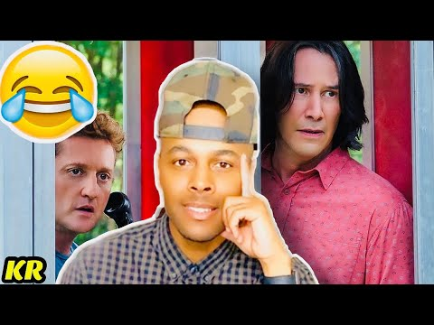 BILL & TED FACE THE MUSIC Official Trailer #1 (2020) Reaction
