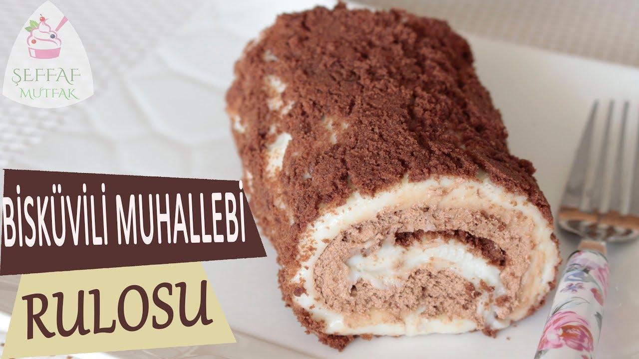 Kremalı Bisküvili Puf