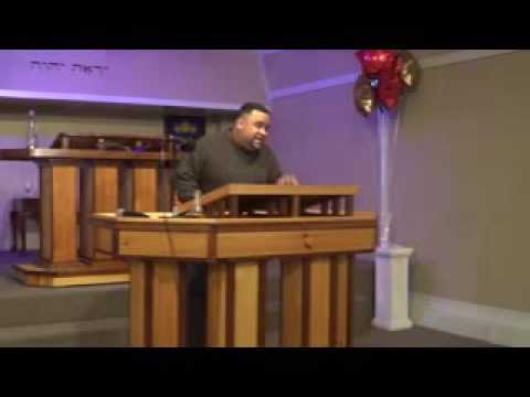 Pastor Felix Edgardo Santiago 1
