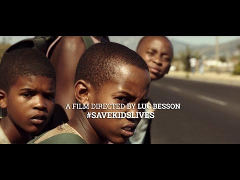 #SaveKidsLives - A film by Luc Besson