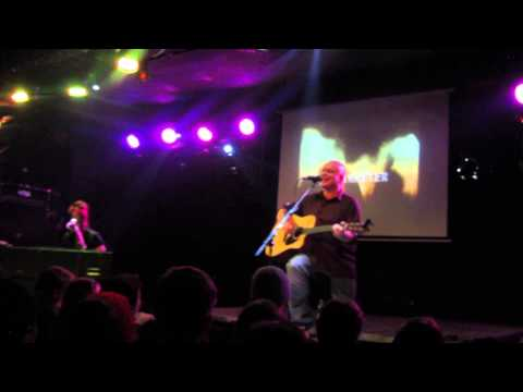 Antimatter - Mr. White (19.04.2013, Plan B Club, Moscow, Russia)