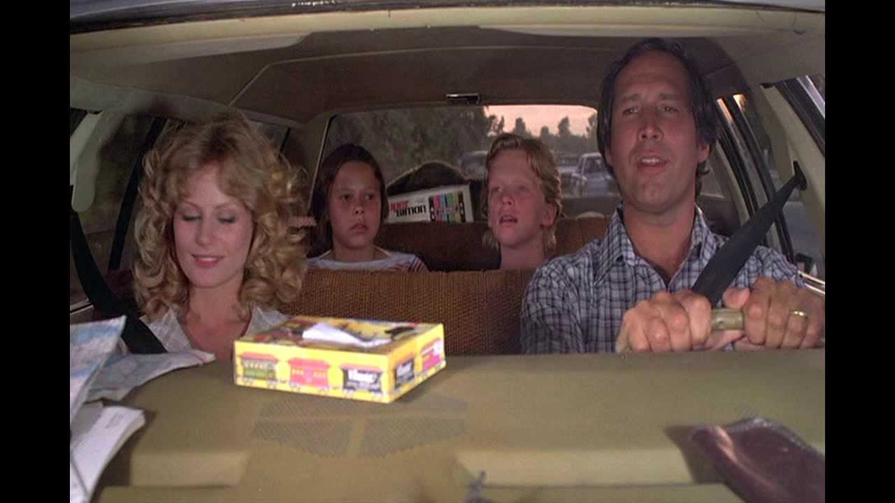The Hughes Reviews National Lampoon S Vacation 1983