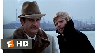 Three Days of the Condor (6/10) Movie CLIP - You're Sorry? (1975) HD