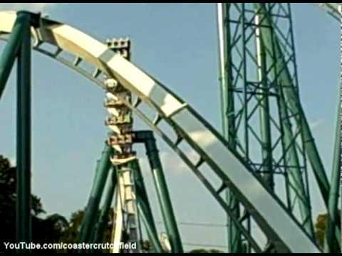 Alpengeist (Off-ride) Busch Gardens Europe Williamsburg - YouTube