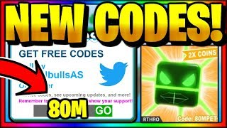 ALL *NEW* WORKING CODES! (80M UPDATE) Roblox Pet Ranch Simulator
