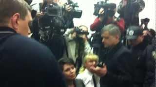Грифон дискутує з депутатами. Відео УП