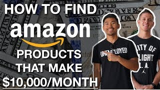 How to Sell on Amazon FBA Step-by-Step for Beginners! EASY Product Research Tutorial