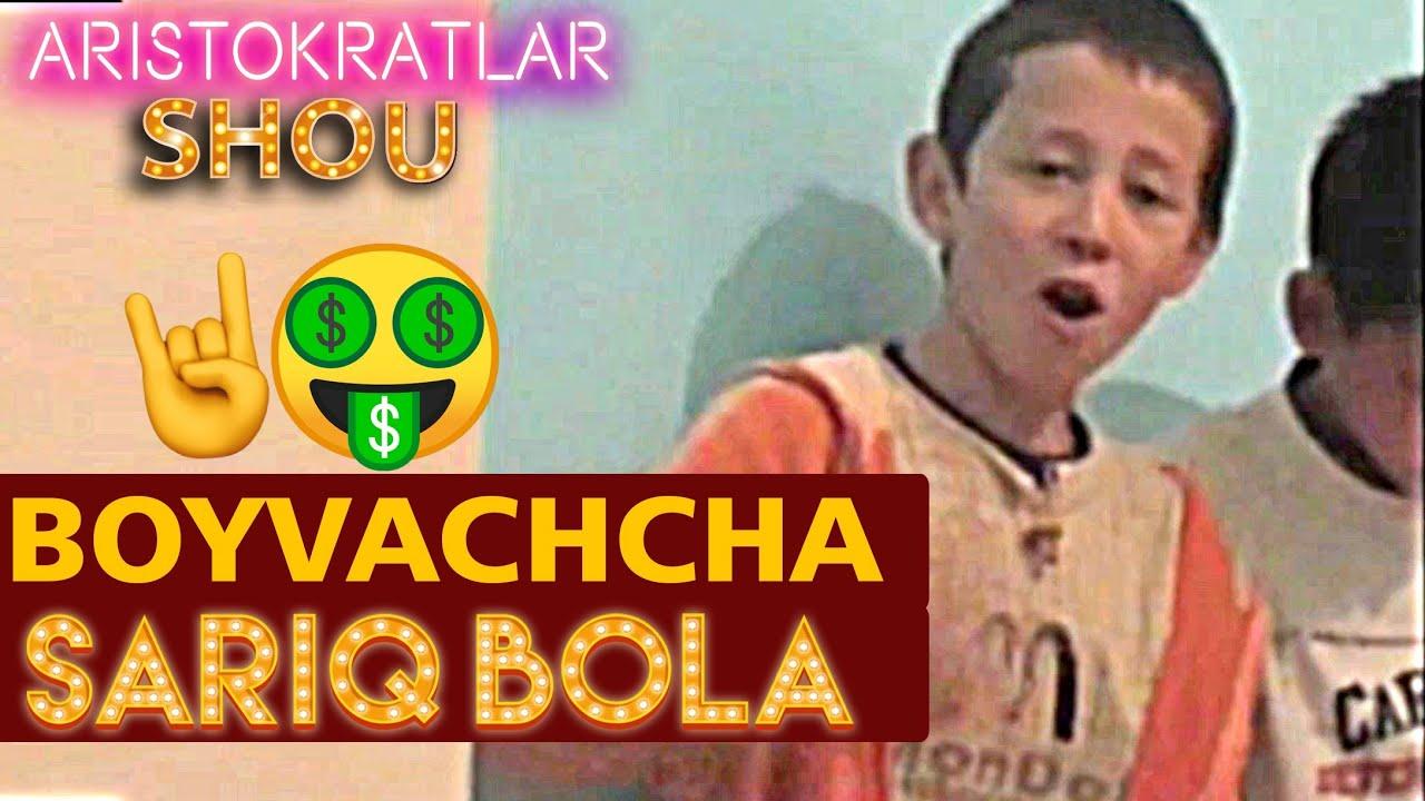 Boyvachcha Sariq Bola