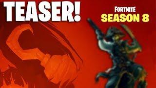 FORTNITE SEASON 8 TEASER 1 - FORTNITE SEASON 8 PIRATES? (Fortnite Season 8)