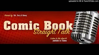 Comic Book Straight Talk (Ep 60) Comic Book Storage, Supplies and Anime