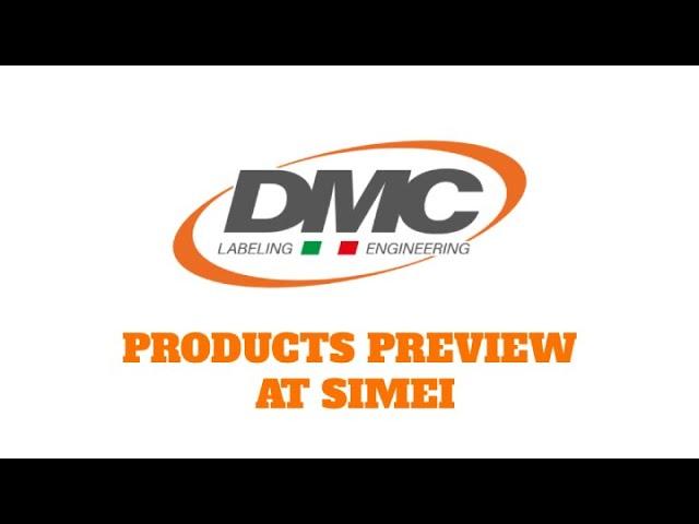 Anteprima DMC in fiera