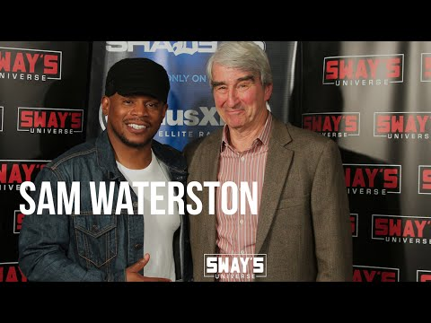 "Sam Waterston Discusses ""Gay Geyser"" Role next to Charlie Sheen and Jane Fonda"