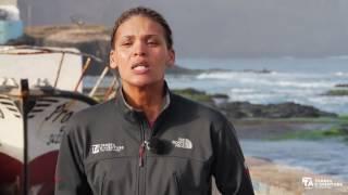 Rosiane, guide Terres d'Aventure au Cap Vert