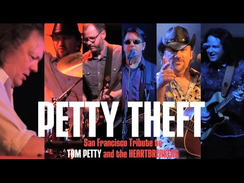Petty Theft - San Francisco Tribute to Tom Petty and The Heartbreakers band