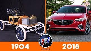 Evolution of Buick ⚡Cars Evolution Timeline ⚡ Car Brands