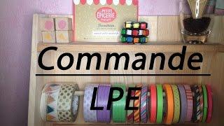 Commande - La Petite Epicerie (Mars 2015)