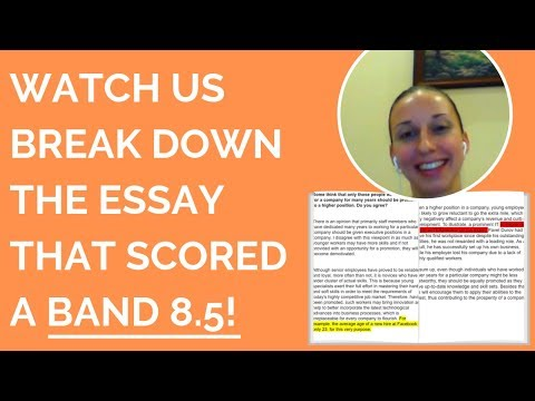 IELTS Writing Task 2 | Student's Band 8.5 Revealed