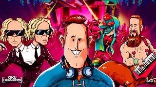 DJ Oku Luukkainen - Vedetään yli (feat. Raptori) [Virallinen musiikkivideo]