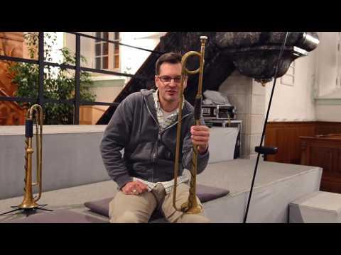 Trompeter Patrick Henrichs im Interview (J.S. Bach-Stiftung)