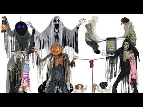 2017 spirit halloween props new - Spirit Halloween Animatronics