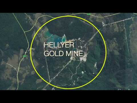 Hellyer Gold Mine Overview