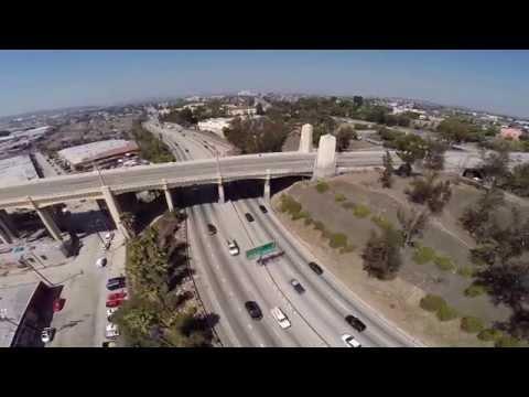 DownTown Los Angeles Boyle Heights California 6th street bridge Erick Molinar Design