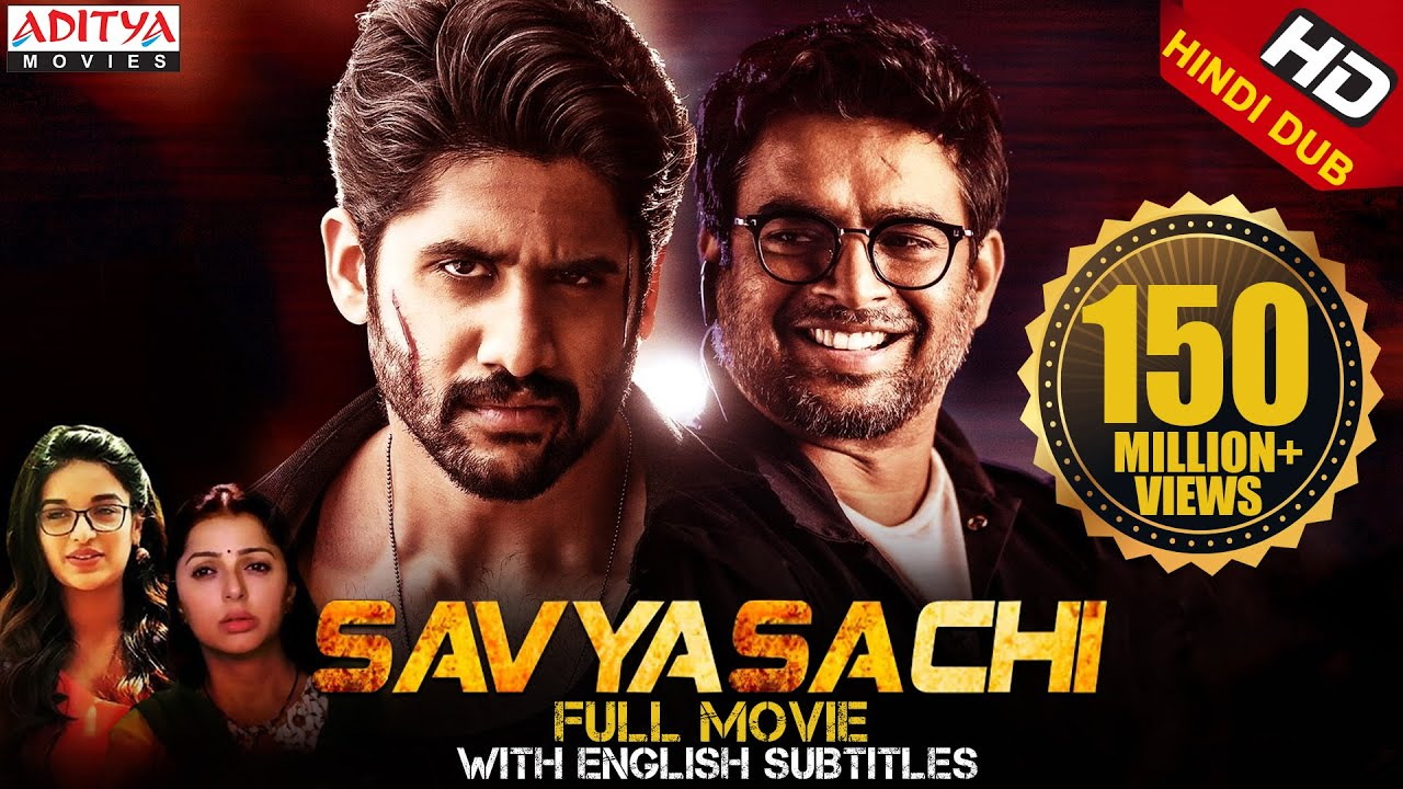 Savyasachi 2019 New Released Full Hindi Dubbed Movie | Naga Chaitanya | Madhavan | Nidhhi Agerwal