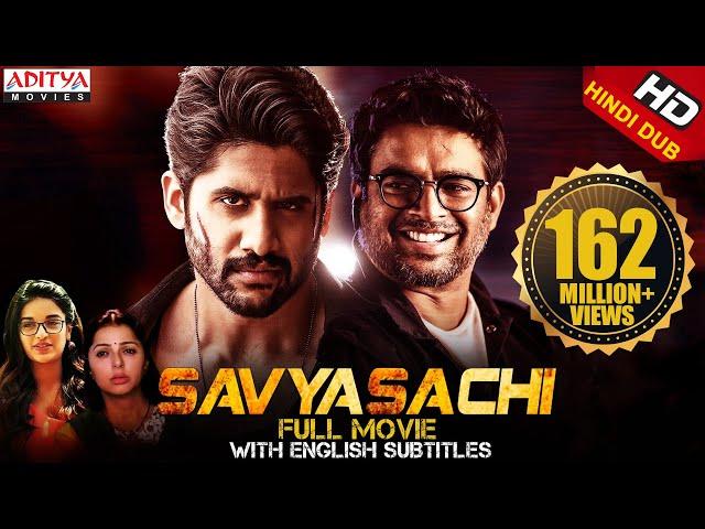 Savyasachi 2019 New Released Full Hindi Dubbed Movie | Naga Chaitanya | Madhavan | Nidhhi Agerwal