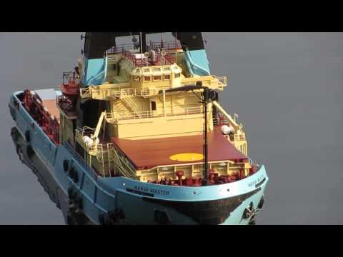 offshore - Schiff MAERSK MASTER  1:100