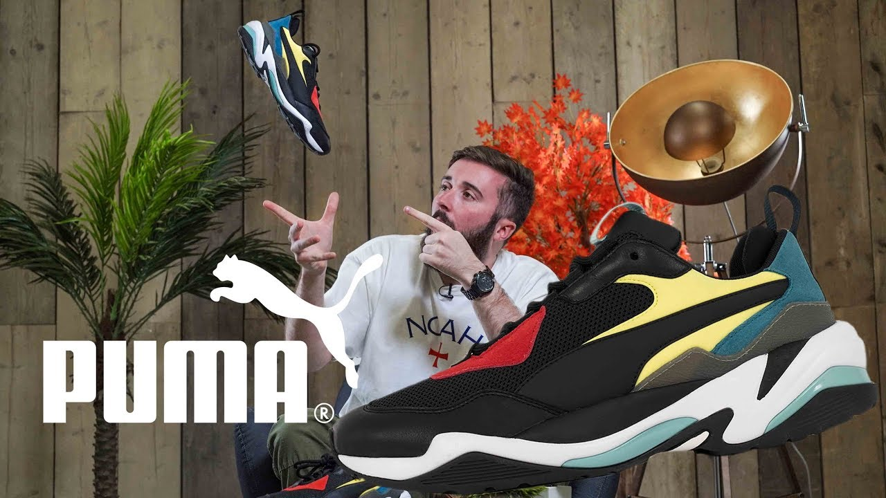 3ca59474b2501 UNBOXING THE PUMA THUNDER SPECTRA