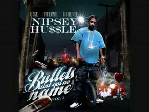 Nipsey Hussle - Black Superman (Featuring Smoke & Numbers).