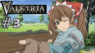 Valkyria Chronicles (PC) [#3] Let's Play česky | HD/720p |