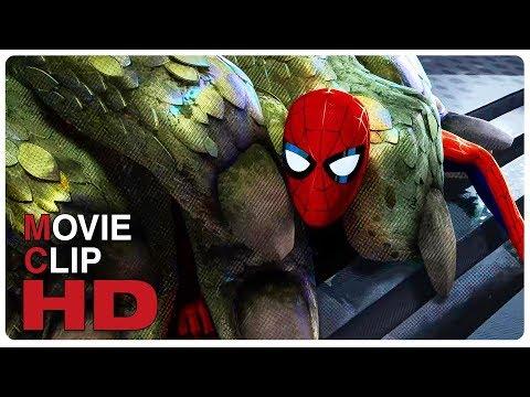 Kingpin vs Peter Parker Death Fight Scene | SPIDER-MAN: INTO THE SPIDER-VERSE (2018) Movie CLIP HD