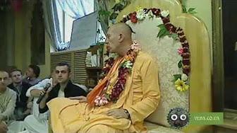 Шримад Бхагаватам 4.18.26 - Бхактивайбхава Свами