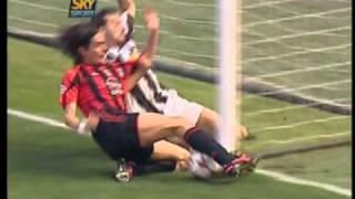 """Серия А 2004/05, """"Милан"""" - """"Ювентус"""" 0-1 (08-05-2005)"""