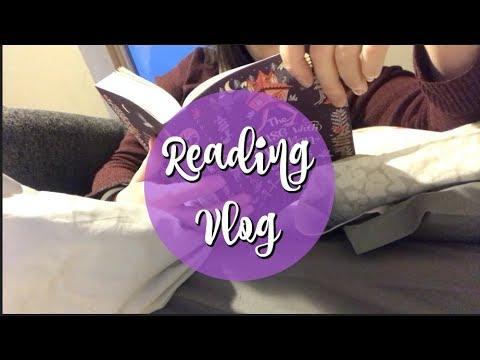READING VLOG | 16 - 22nd April!