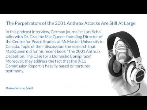 The Perpetrators of the 2001 Anthrax Attacks Are Still At Large