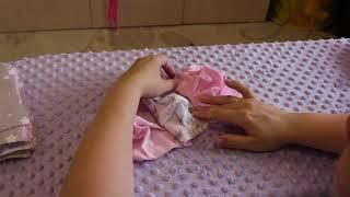 Как сшить одеяло бомбон своими руками!!!!!