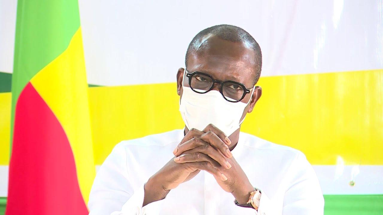 Tournée présidentielle : Patrice Talon à Pehunco