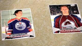Collect Upper Deck NHL Young Guns!