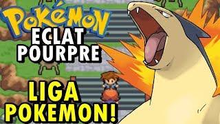 Pokémon Eclat Pourpre (Detonado - Parte 24) - Liga e Loja de Itens Raros