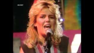 Kim Wilde - Water On Glass (1981) HD 0815007