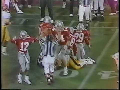 1985: Ohio State v. Iowa (Drive-Thru)