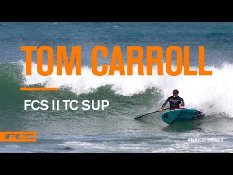Behind The Curtain - Tom Carroll