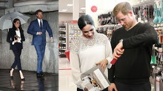 Prince Harry and Markle Set Up Bridal Registry At London-Area Target streaming
