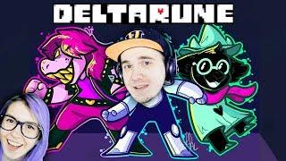 Undertale или Deltarune ► Проходим Дельтарун на стриме!