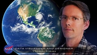 NASA Artist Exposes Globe Hoax & Flat Earth (NASA Parody)